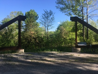 Erstwhile trestle